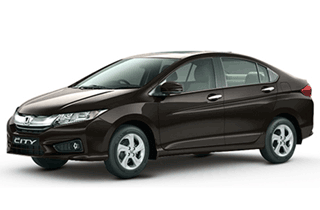 Hire Honda City for Pune to Mumbai taxi trip