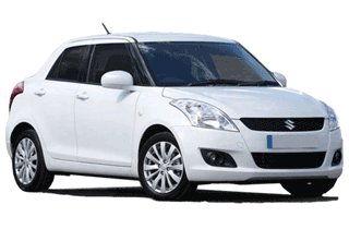 Hire Maruti Swift for Pune to Mumbai taxi trip