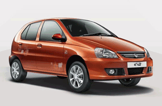 Hire Tata Indica for Pune to Mumbai taxi trip