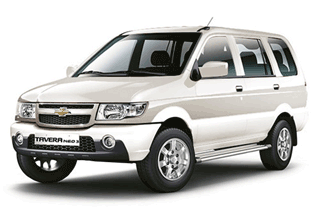 Hire Chevrolet Tavera for Pune to Mumbai taxi trip